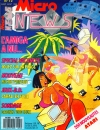 Micro News n°12 - Juillet/Aout 1988