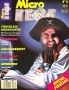 Micro News n°08 - Mars 1988