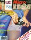 Micro News n°10 - Mai 1988