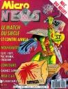 Micro News n°15 - Novembre 1988