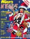Micro News n°16 - Décembre 1988