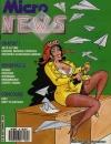 Micro News n°24 - Septembre 1989