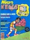 Micro News n°26 - Novembre 1989
