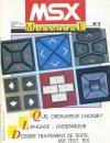 MSX Magazine n°4 - Janvier/Février 1986