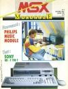MSX Magazine n°8 - Novembre/Décembre 1986