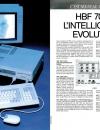 Publicité pour le MSX2 Sony HBF-700F. L'une des plus belles machines MSX2. Sortie en 1987 le HBF-700F est une véritable référence en matière d'ordinateur MSX. Un must have incontournable.