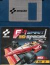 F-1 Spirit 3D Special - Konami - MSX2